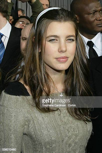 Charlotte Casiraghi 2007 Pictures and Photos