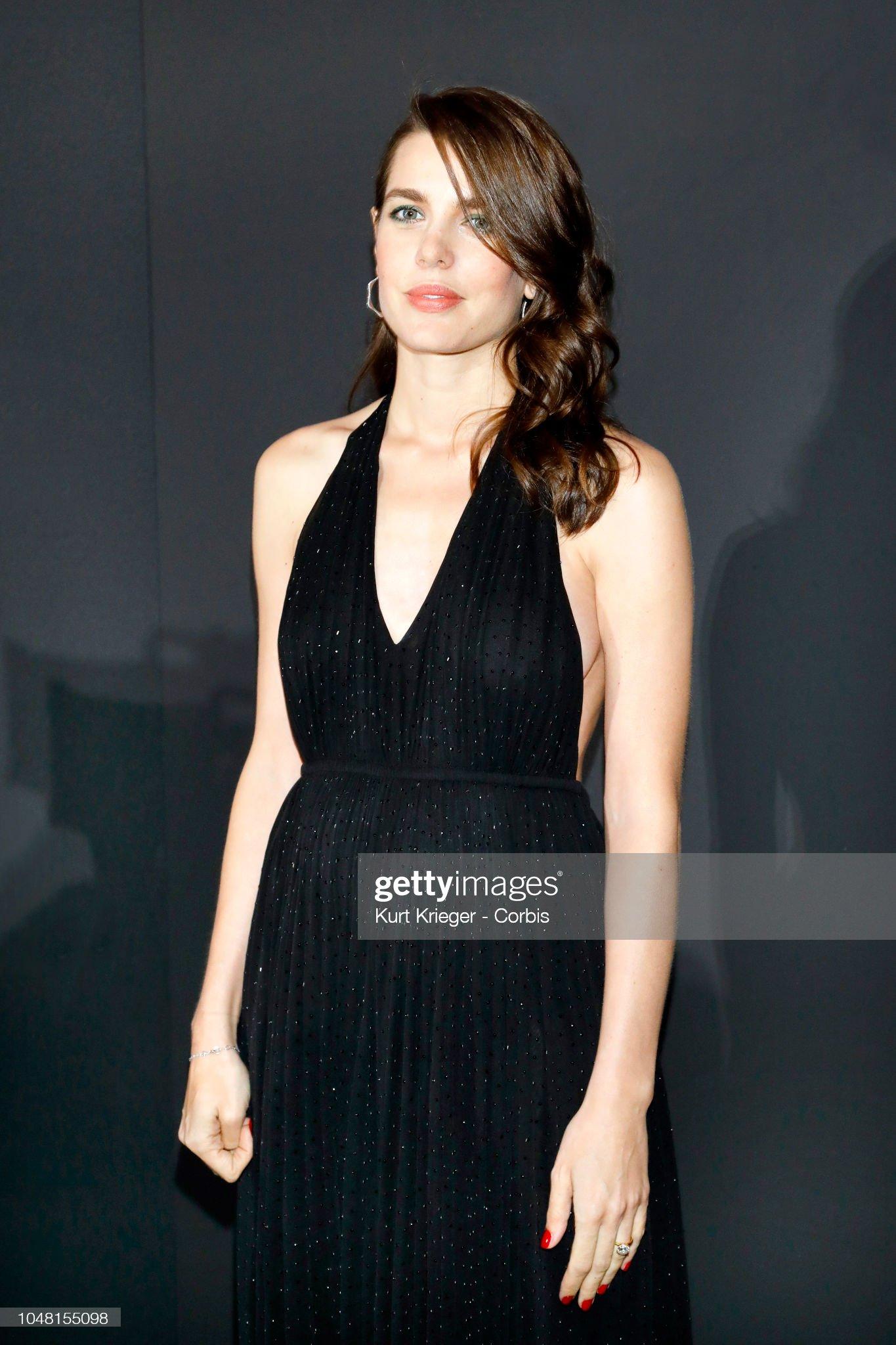 Charlotte Casiraghi - Kering Women in Motion Awards Dinner - 71st Cannes Film Festival : News Photo