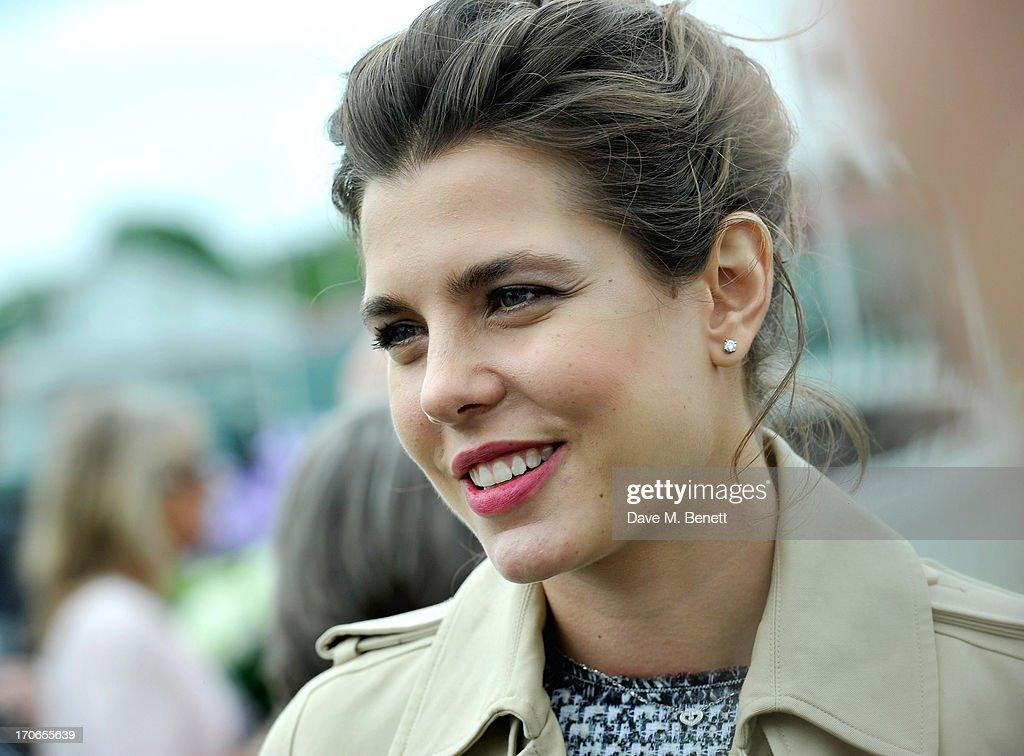 The Cartier Queen's Cup Polo Day 2013 : News Photo