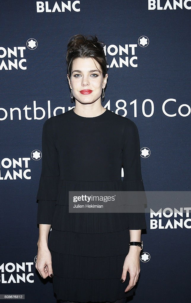 Montblanc 4810 Collection Gala Dinner : News Photo