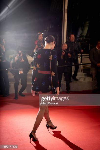 """Charlotte Casiraghi attends the screening of """"Lux Aetterna"""" during the 72nd annual Cannes Film Festival on May 18, 2019 in Cannes, France."""