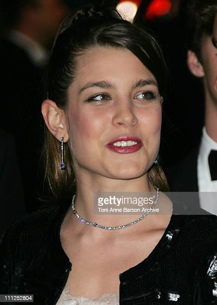 Charlotte Casiraghi during 2006 Monaco Reggae Rose Ball Arrivals at 2006 Monaco Reggae Rose Ball Arrivals in Monte Carlo Monaco