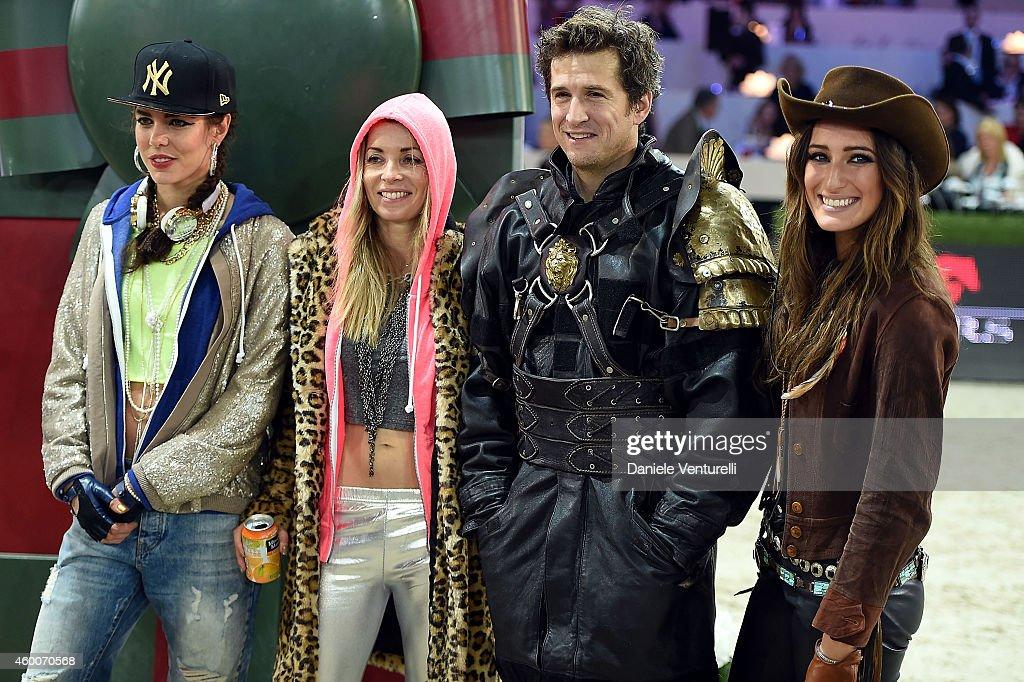 Gucci Paris Masters 2014 - December 6th