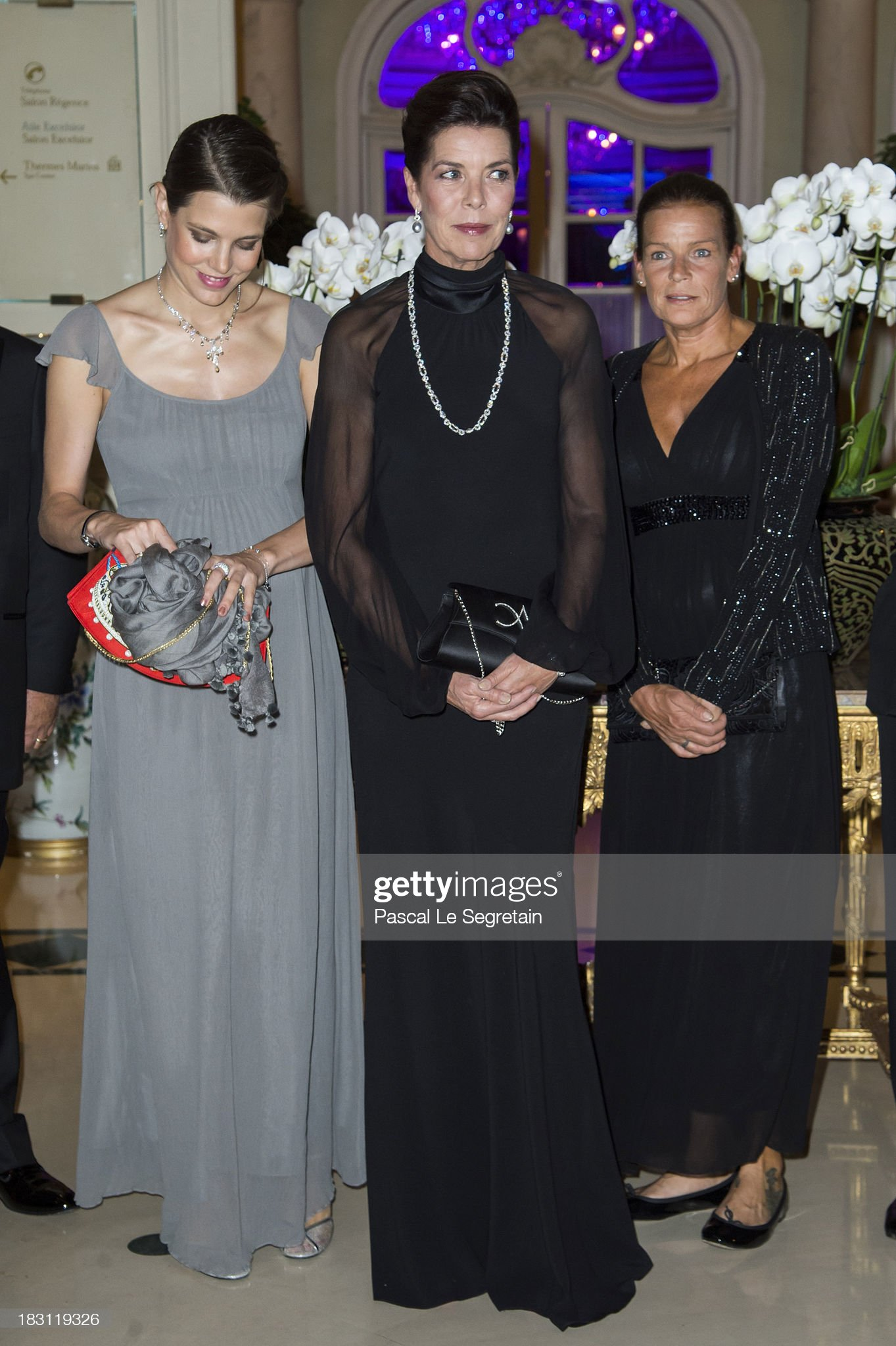 'AMADE' Celebrates Its 50th Anniversary : Arrivals At Hotel Hermitage In Monte-Carlo : News Photo