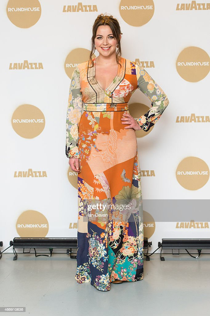 Charlotte Church attends The Roundhouse Gala at The Roundhouse on March 19, 2015 in London, England.