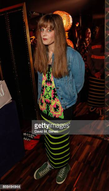 Charlotte Colbert attends Leo's At The Arts Club Launch Party on October 9 2017 in London England
