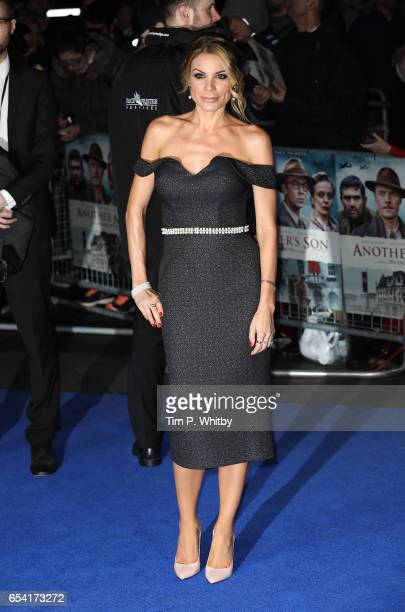 Charlotte Coleman attends the World Premiere of 'Another Mother's Son' on March 16 2017 at Odeon Leicester Sqaure in London England