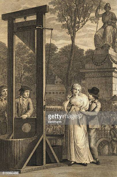 Charlotte Corday assassin of JeanPaul Marat French revolutionary