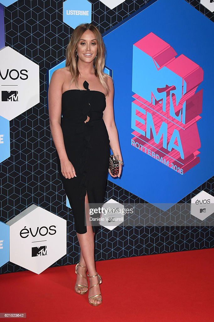 MTV EMA's 2016 - Red Carpet Arrivals : News Photo