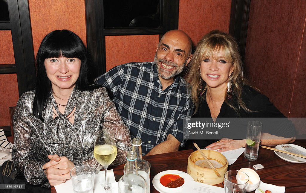 Fran Cutler's Birthday Dinner At Bo Lang
