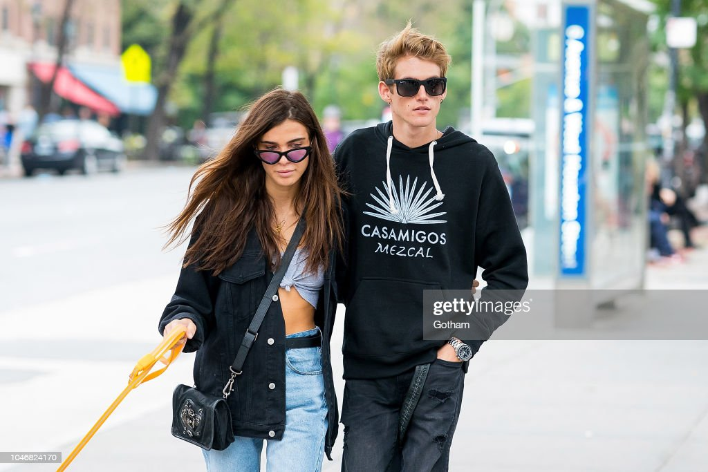 Celebrity Sightings in New York City - October 6, 2018 : News Photo