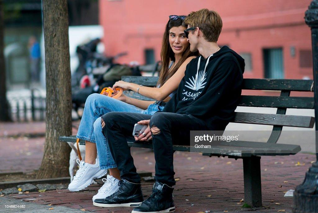Celebrity Sightings in New York City - October 6, 2018 : News Photo