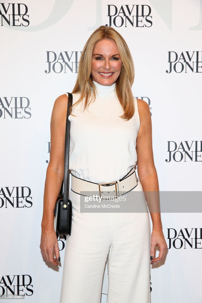Charlotte Dawson arrives at the David Jones Spring/Summer 2013 Collection Launch at David Jones Elizabeth Street on July 31, 2013 in Sydney, Australia.