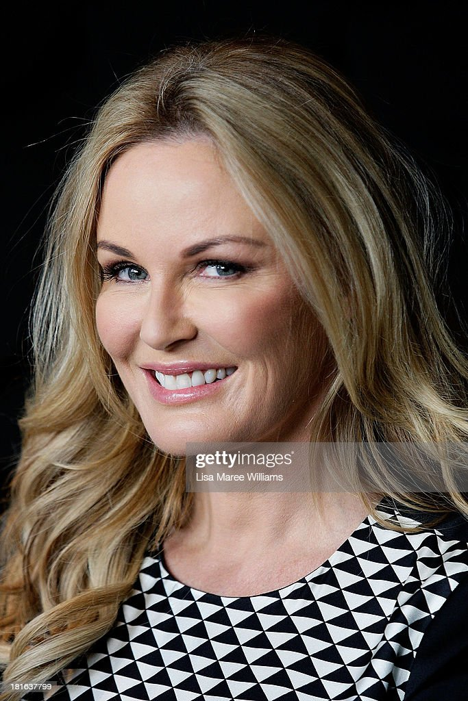 Charlotte Dawson poses during a photo call on the eve of the Australia's Next Top Model Finale at the Star on September 23, 2013 in Sydney, Australia.