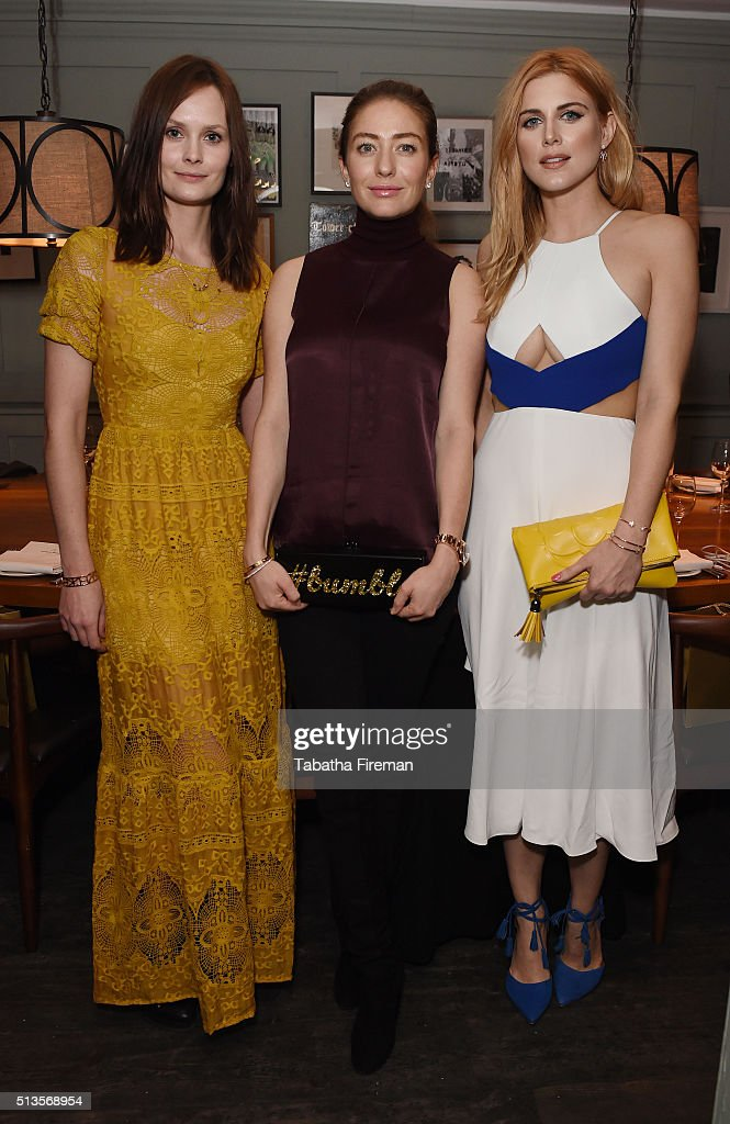 Bumble Private Dinner Hosted By Whitney Wolfe