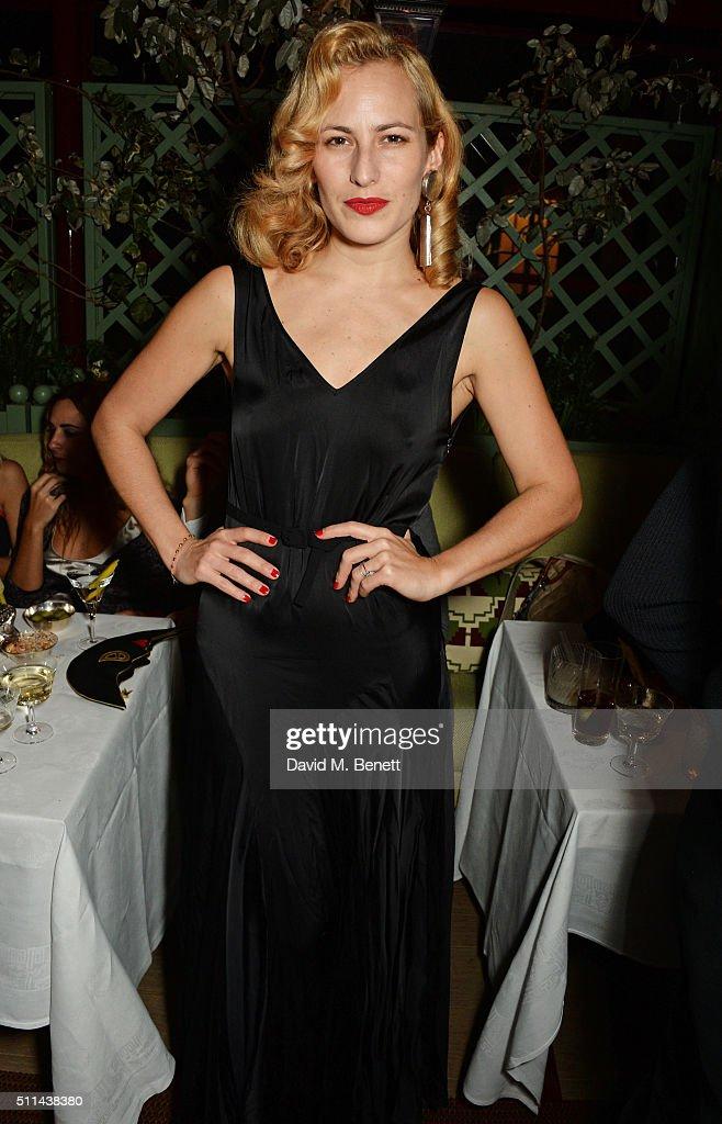 Matchesfashion.com And Isa Arfen Co-Host London Fashion Week Dinner