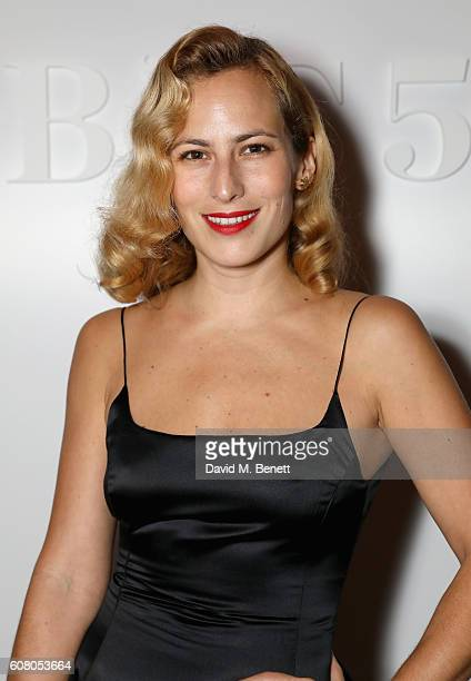 Charlotte Dellal attends the Business of Fashion #BoF500 Gala Dinner at The London EDITION on September 19 2016 in London England
