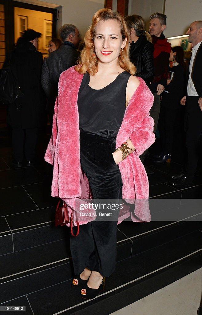 Delfina Delettrez London Boutique Opening & Dinner