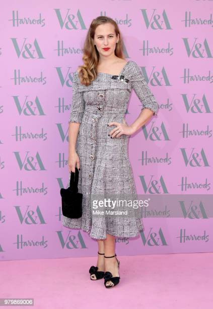 Charlotte Dellal attends the VA Summer Party at The VA on June 20 2018 in London England