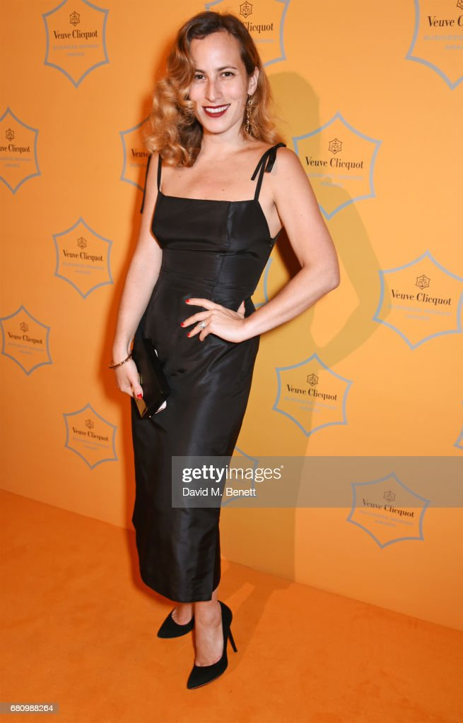 Charlotte Dellal attends the Veuve Clicquot Business Woman Awards at Claridge's Hotel on May 9, 2017 in London, England.