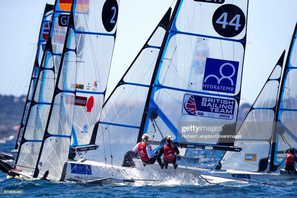 ISAF Sailing World Cup Hyeres : Photo d'actualité