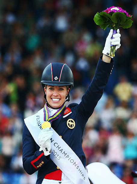 Fei european championship 2015 day 4 photos and images for Charlotte dujardin
