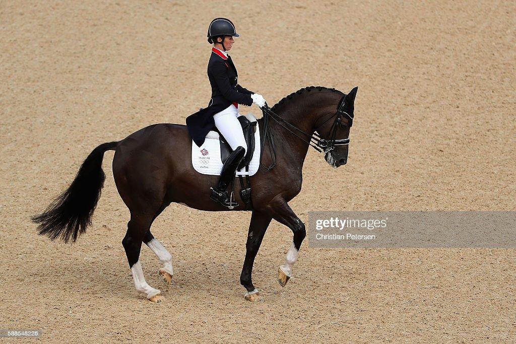 Equestrian - Olympics: Day 6 : News Photo