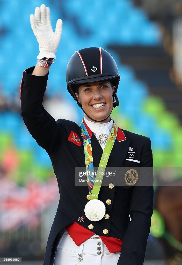 Equestrian - Olympics: Day 7
