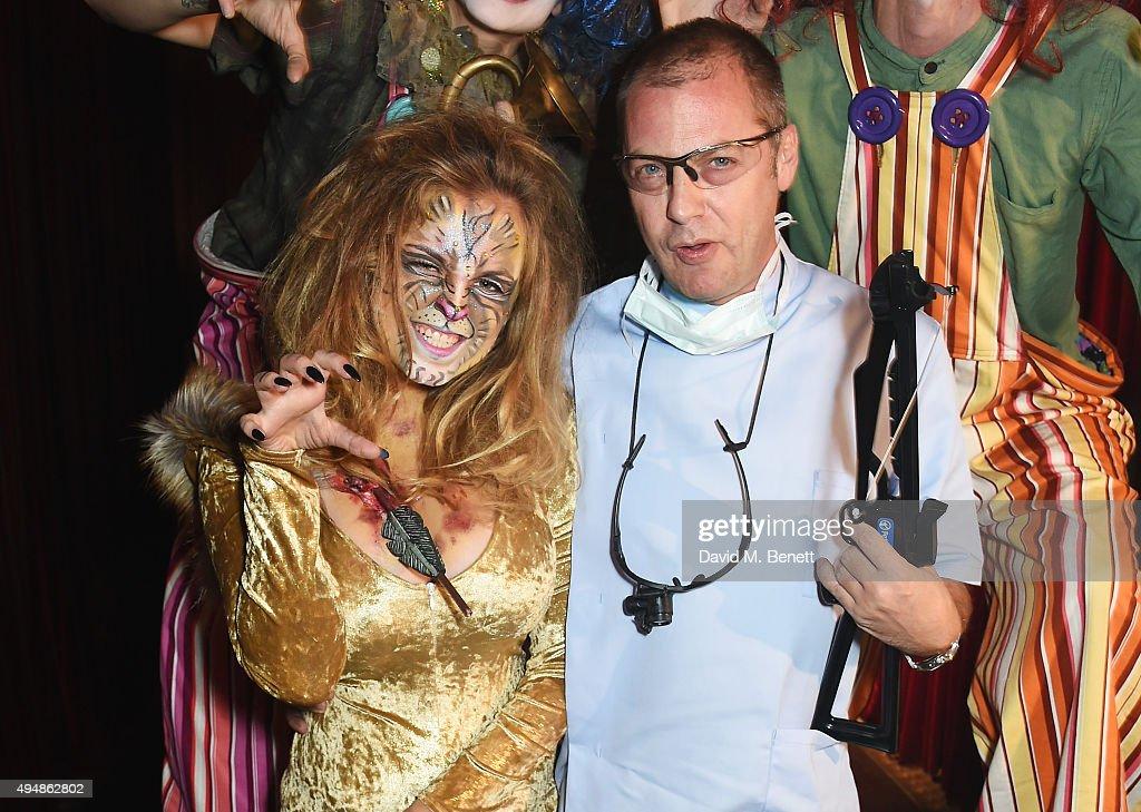 Unicef UK Halloween Ball : Fotografia de notícias