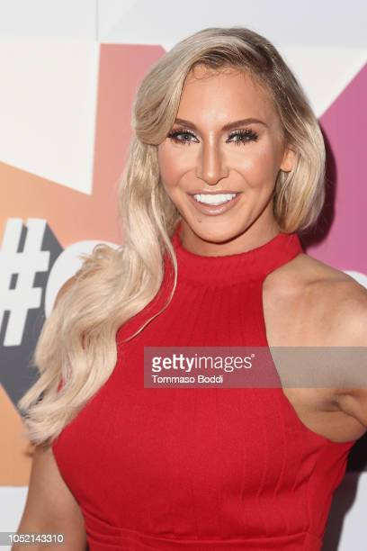 Charlotte Flair attends the Girl Up's Inaugural #GirlHero Awards Luncheon at SLS Hotel on October 14 2018 in Beverly Hills California