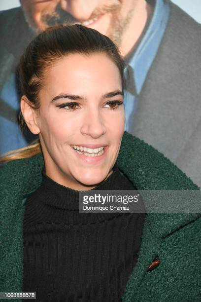 Charlotte Gabris attends Lola Et Ses Freres Paris Premiere At UGC Georges V on November 20 2018 in Paris France