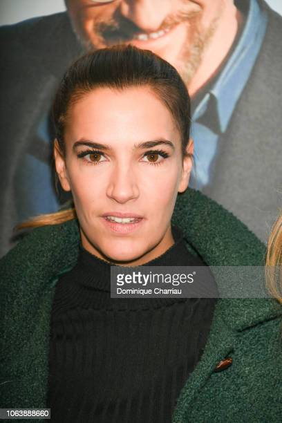 Charlotte Gabris attends Lola Et Ses Freres Paris Premiere At UGC Georges V on November 20 2018 in Paris France
