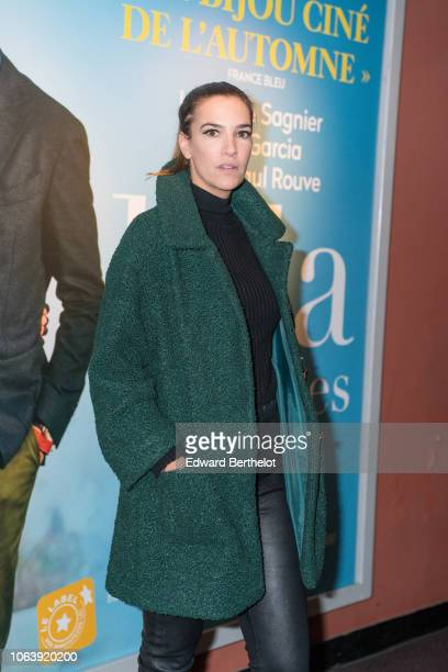 Charlotte Gabris during the Lola Et Ses Freres Paris Premiere At Cinema UGC Georges V on November 20 2018 in Paris France