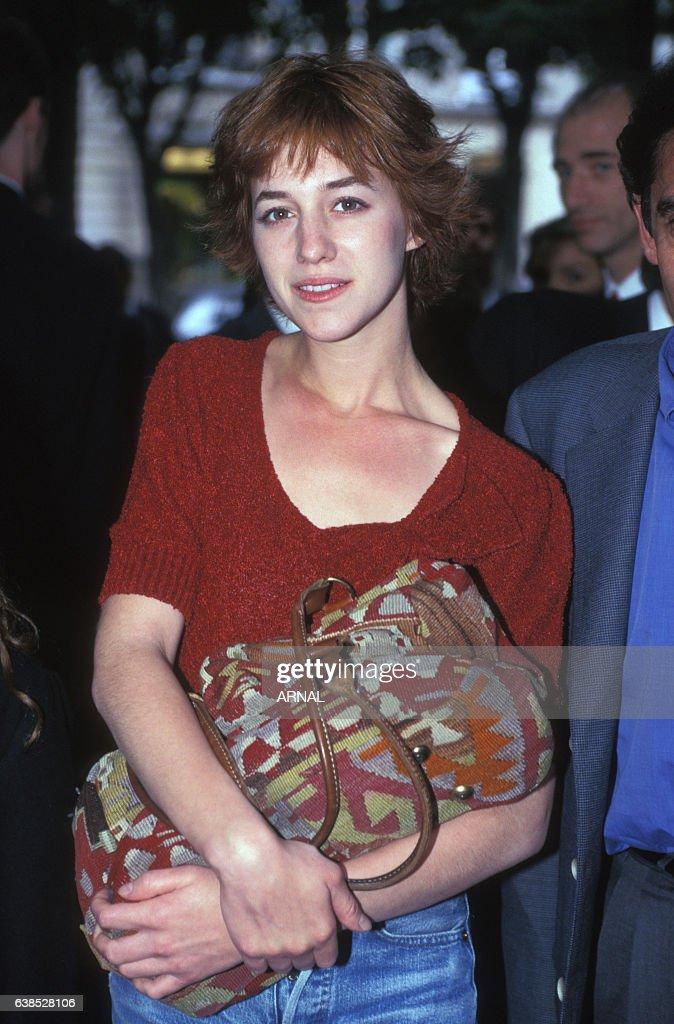 Charlotte Gainsbourg à une soirée : News Photo