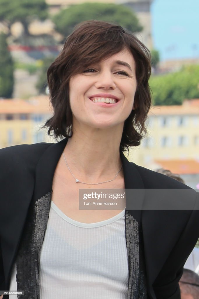 Charlotte Gainsbourg attends the 'Ismael's Ghosts (Les Fantomes d'Ismael)' photocall during the 70th annual Cannes Film Festival at Palais des Festivals on May 17, 2017 in Cannes, France.