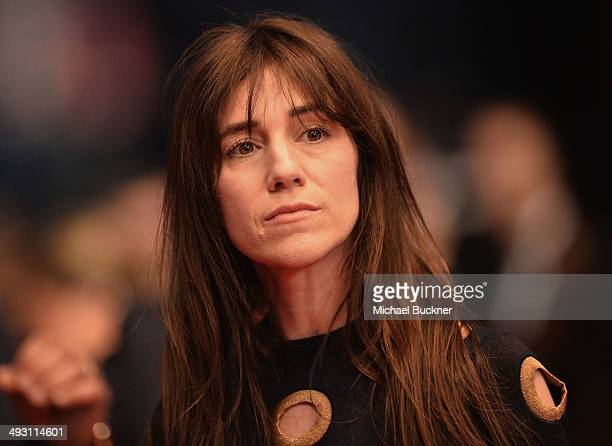 Charlotte Gainsbourg attends the 'Misunderstood' premiere during the 67th Annual Cannes Film Festival on May 22 2014 in Cannes France