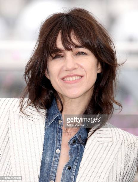 Charlotte Gainsbourg attends the photocall for Lux Aeterna during the 72nd annual Cannes Film Festival on May 19 2019 in Cannes France