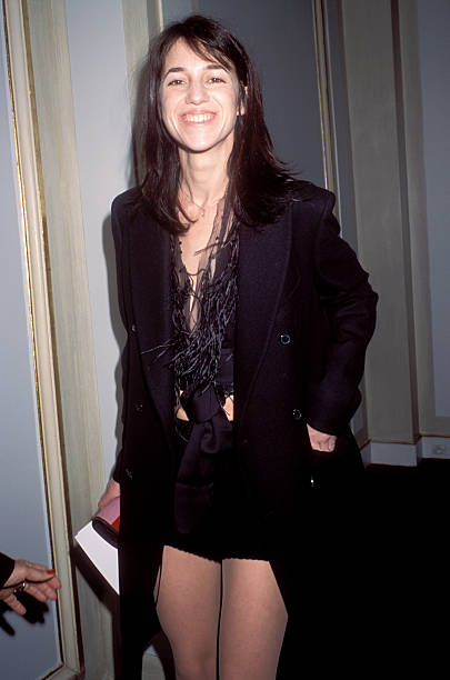 french actress and singer charlotte gainsbourg turns 40 photos and images getty images. Black Bedroom Furniture Sets. Home Design Ideas