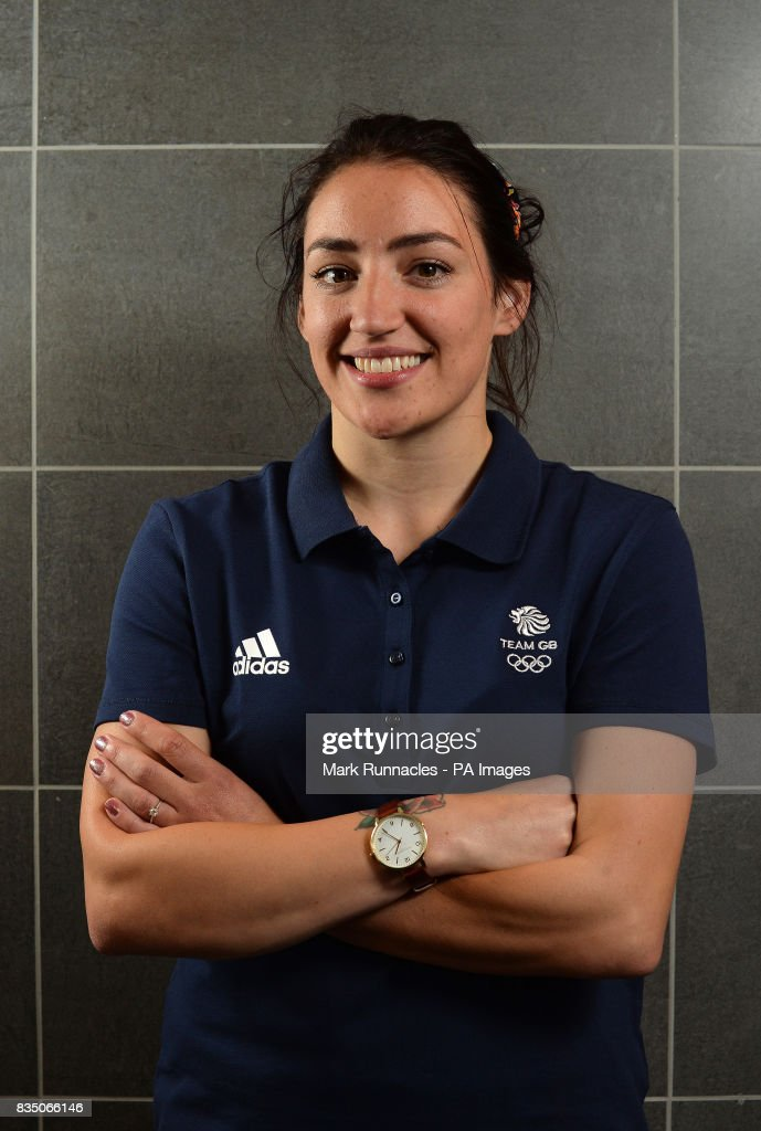 Charlotte Gilmartin during the PyeongChang 2018 Olympic Winter Games photocall at Heriot Watt University, Oriam. PRESS ASSOCIATION Photo. Picture date: Friday August 18, 2017. Photo credit should read: Mark Runnacles/PA Wire