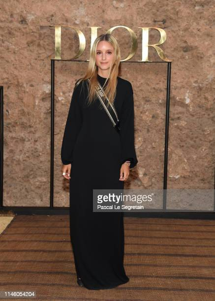 Charlotte Groeneveld attends the Charlotte Groeneveld Christian Dior Couture S/S20 Cruise Collection on April 29 2019 in Marrakech Morocco