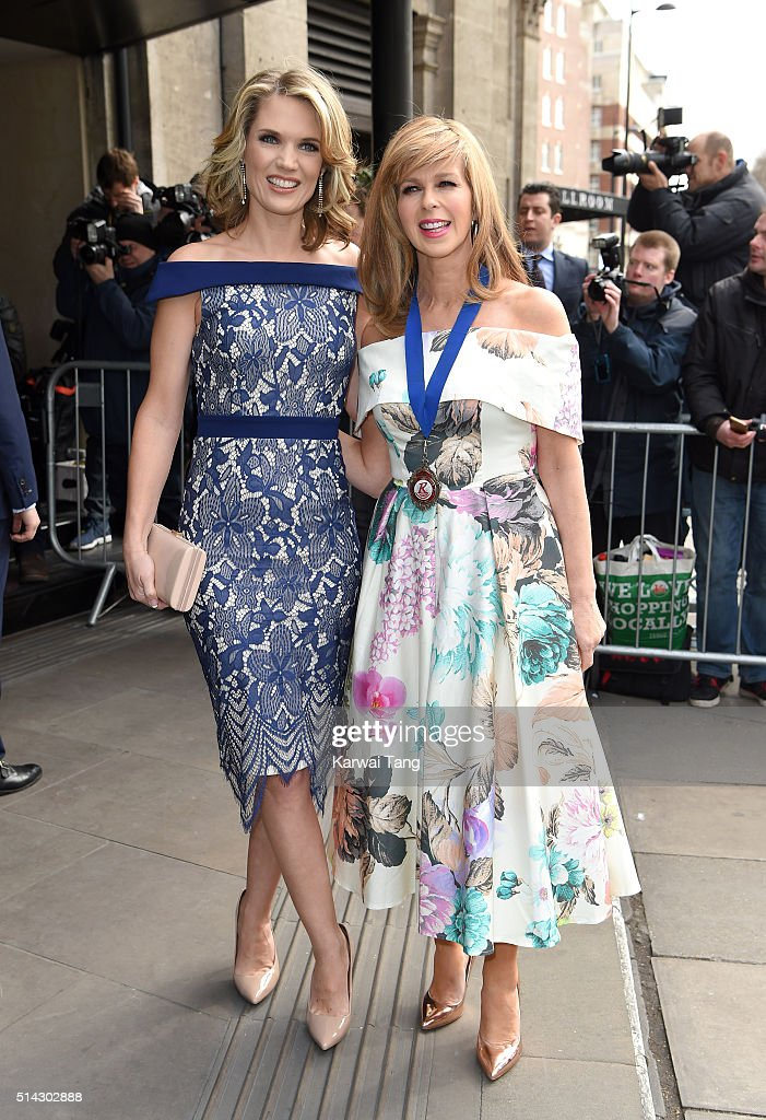 The Tric Awards 2016 - Arrivals : News Photo