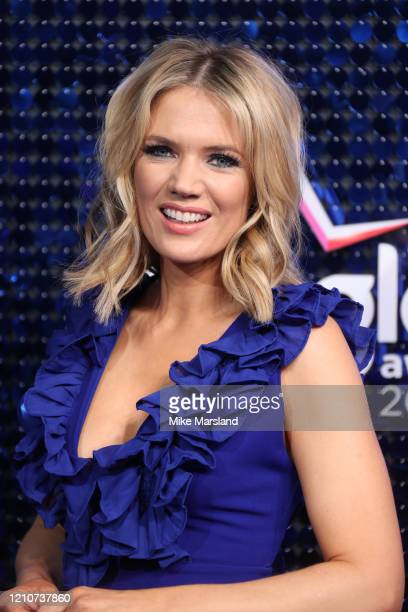 Charlotte Hawkins attends The Global Awards 2020 at Eventim Apollo, Hammersmith on March 05, 2020 in London, England.