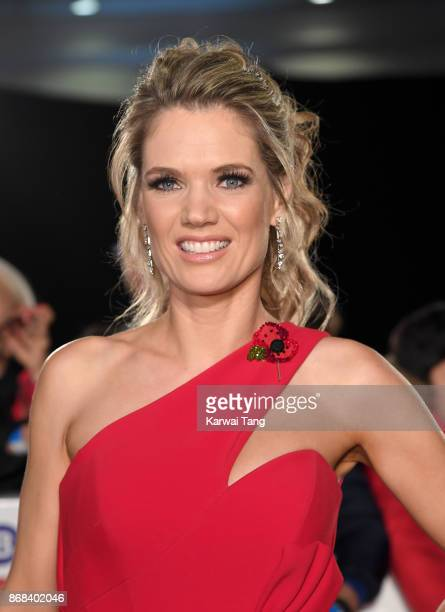 Charlotte Hawkins attends the Pride Of Britain Awards at the Grosvenor House on October 30 2017 in London England