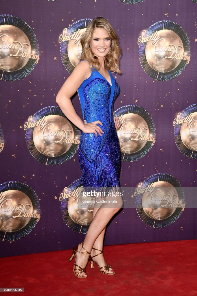 'Strictly Come Dancing 2017' - Red Carpet Launch