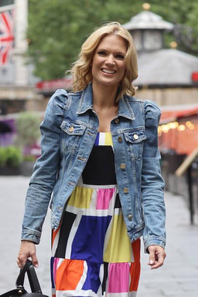 GBR: London Celebrity Sightings - July 30, 2021