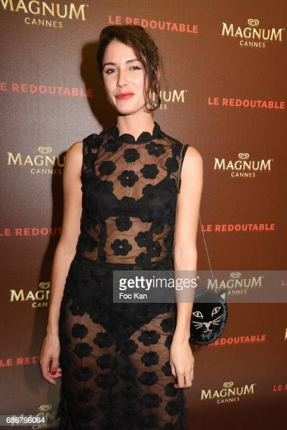 Charlotte HayesJones attends 'Le Redoutable ' Afer Party At Le Silencio The 70th Annual Cannes Film Festival on May 21 2017 in Cannes France