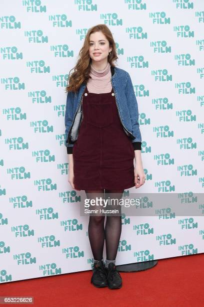 Charlotte Hope attends the Into Film Awards on March 14 2017 in London United Kingdom