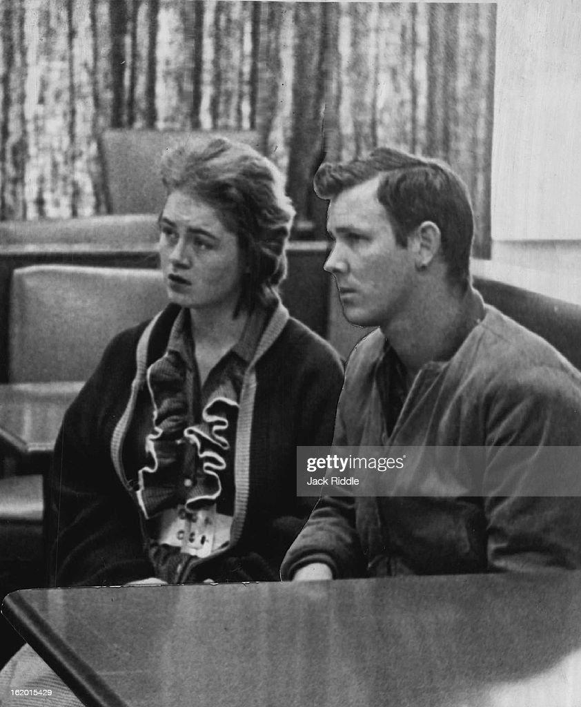 FEB 26 1963; Charlotte Kaiser And Husband, Gerald Kaiser