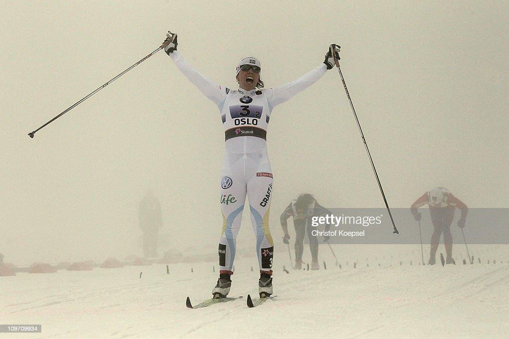 Cross Country Women's Team Sprint - FIS Nordic World Ski Championships