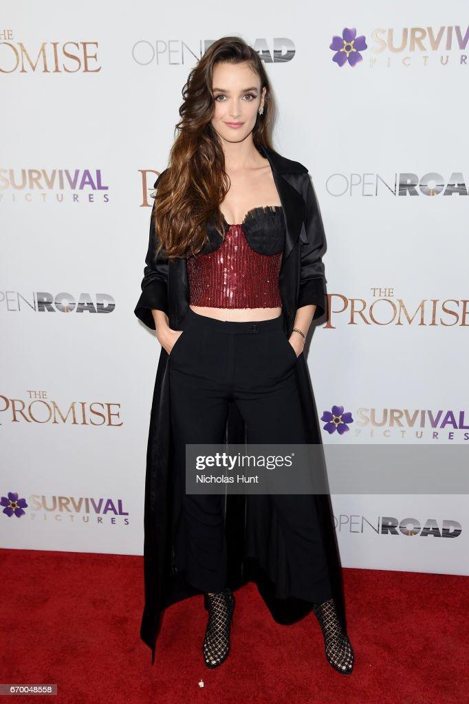 """The Promise"" New York Screening"
